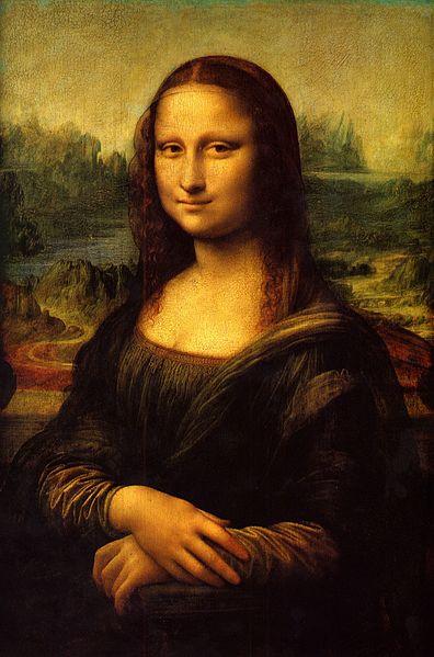 396px-Leonard Da Vinci:Mona_Lisa:wikipedia.org