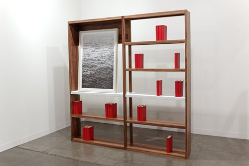 Jorge Mendez Blake, The Melville Monument, 2012. image courtesy of www.galeriaomr.com