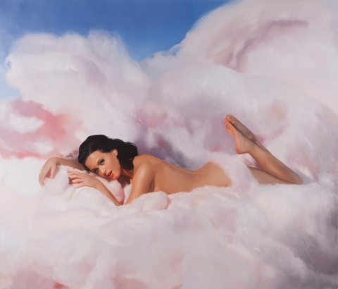 "Will Cotton ""Cotton Candy Katy"" 2010. image courtesy of www.willcotton.com"