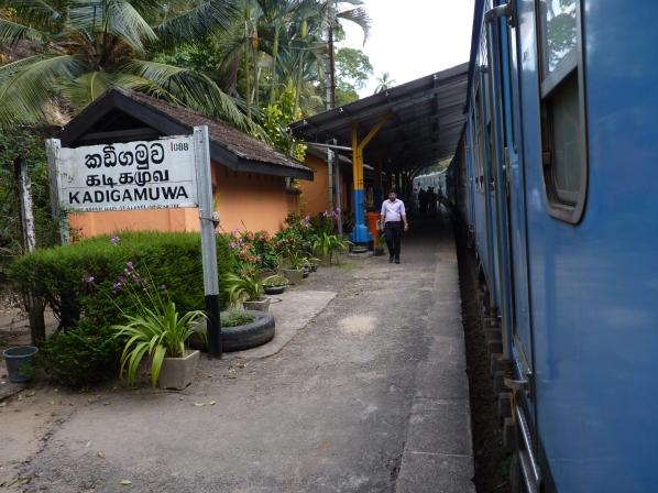SR train